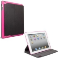 ifrogz IPAD2 Carrying Case (Folio) for iPad - Black, Pink