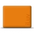 iLuv Silicone iPad case (ORANGE)