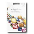 App Store Gift Cards (USD$15)