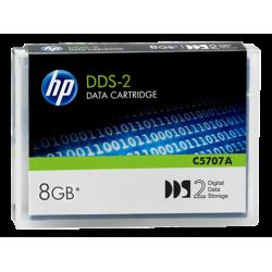 HP DDS-2 8 GB Data Cartridge (120m) (C5707A)