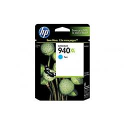 HP 940XL Cyan Officejet Ink Cartridge (C4907AL)