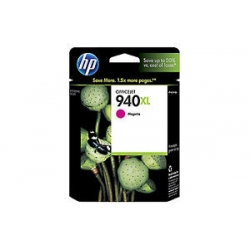 HP 940XL Magenta Officejet Ink Cartridge  (C4908AL)