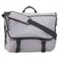 Classic Gear Light Gray Messenger/Laptop Bag (Large)