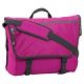 Classic Gear Magenta Messenger/Laptop Bag (Large)
