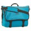 Classic Gear Teal Blue Messenger/Laptop Bag (Large)