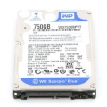Western Digital 750GB SATA 8MB 5400RPM SATA3 2.5IN Hard Drive