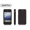 Griffin Technology Armoured Protector Case for iPhone 4 + iPhone 4S (Black)