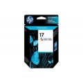 HP 17 TRICOLOR Ink Cartridge