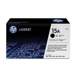 HP Color LaserJet 15A BLACK Toner Cartridge (C7115A) )