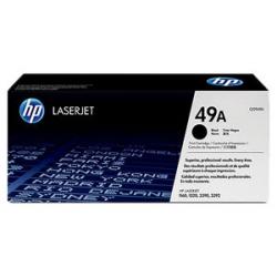 HP LaserJet 49A Black Toner Cartridge (Q5949A)