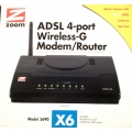 Zoom ADSL Modem &amp; Wireless (WIFI) Router